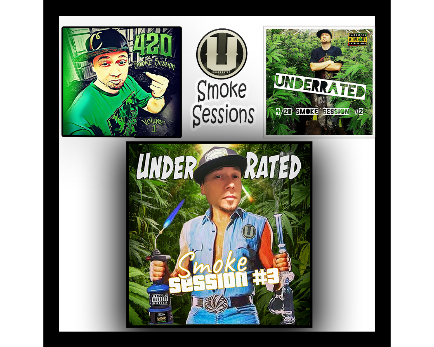 All 3 Smoke Sessions (Download)