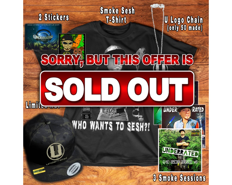 T-Shirt + Hat + Chain Bundle