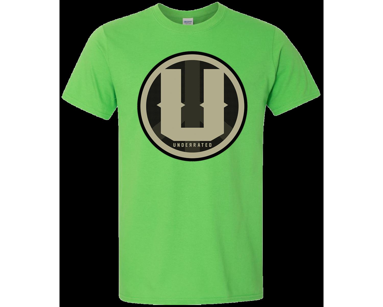 OG Logo T (Neon Green)